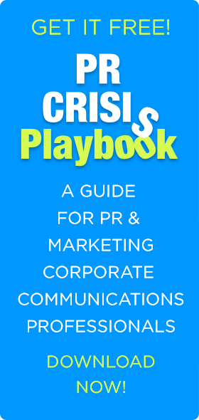 The 2017 PR Crisis Playbook