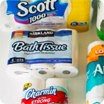 Toilet Paper Brands Get on a Public Relations Roll