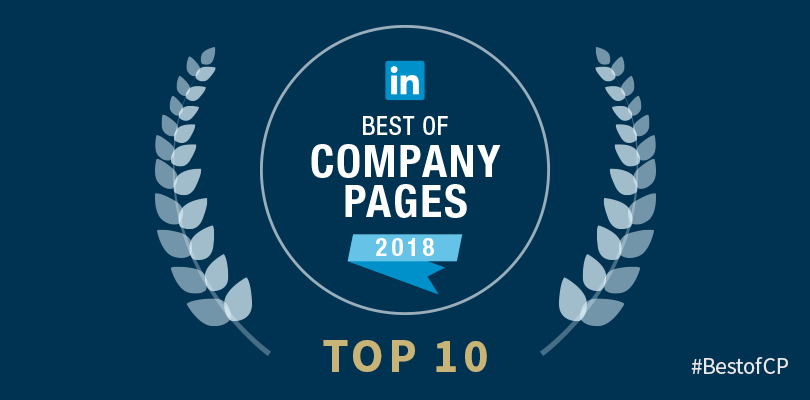 What Top LinkedIn Company Pages Can Teach PR & Marketing Pros