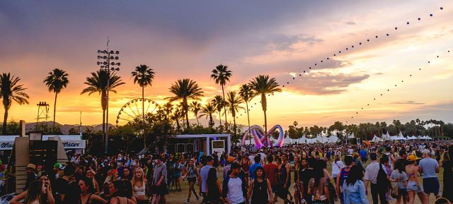 Experiential Marketing Proves Popular Strategy at the Coachella Music Festival – and Creates Positive PR