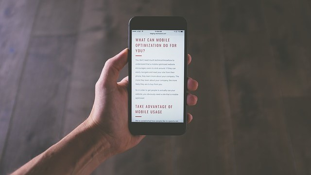 5 Actionable Tips to Optimize Website Content for Mobile Users