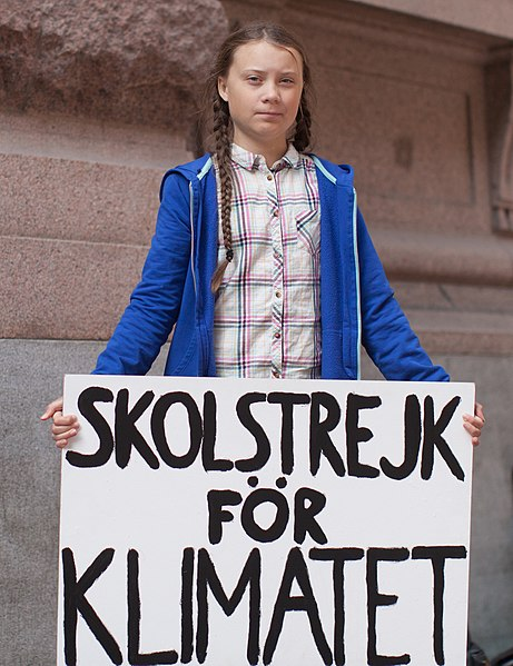 Greta Thunberg PR communications lessons
